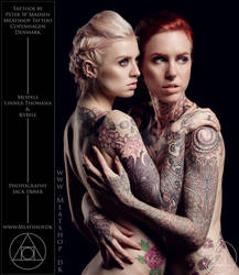 The canvasses and goddesses of Meatshop Tattoo