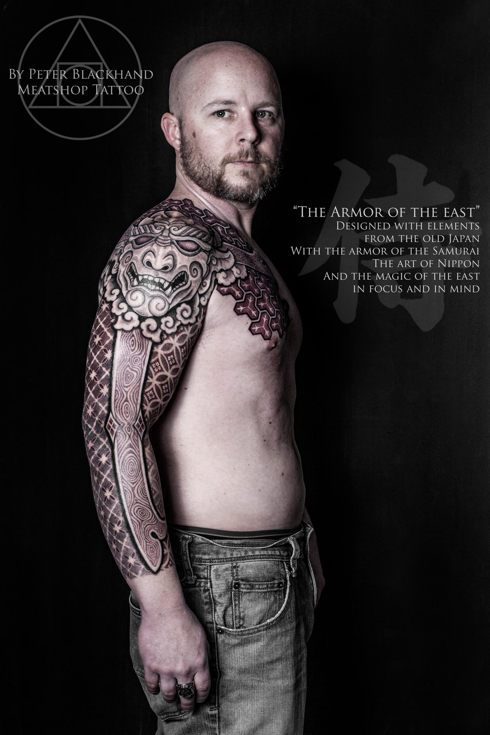 ... of the East tattoo by Peter Blackhand by Meatshop-Tattoo on DeviantArt