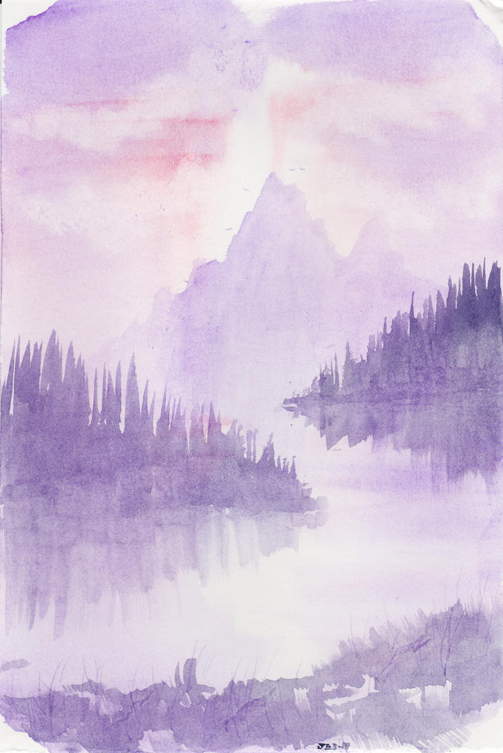 water color practice 4 by task002