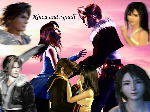 Squall And Rinoa Story Rinoa And Squall by