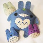 Totoro Bun