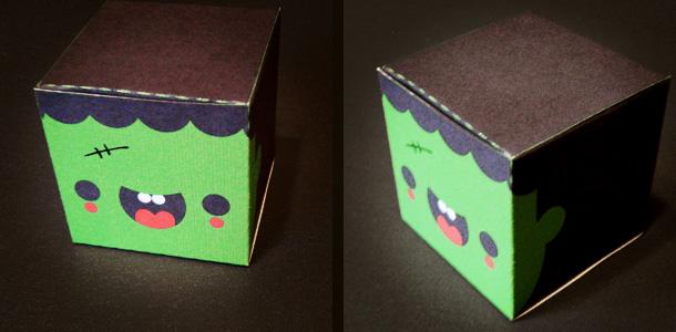 Frankenstein Box