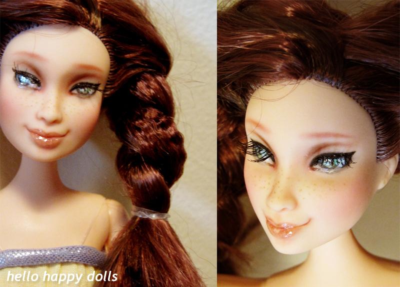 mattel barbie p-bo flavas repaint 2 by hellohappycrafts