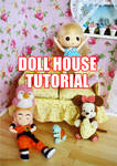doll house tutorial by hellohappycrafts