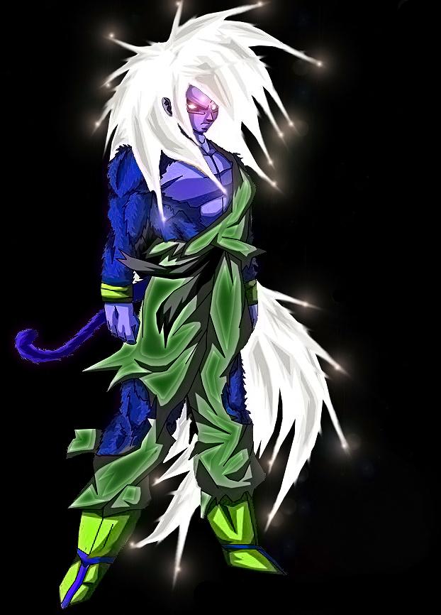 Goku Devil SSJ7 by ShironShason on DeviantArt