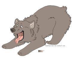 Bear Lines : FREE USE by kadeKANNIBAL