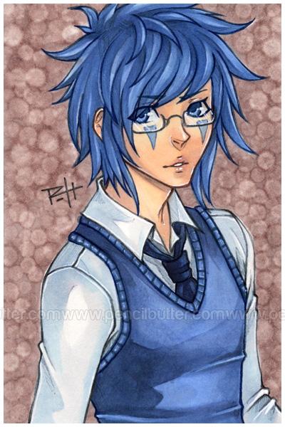 com - neo portrait by pencil-butter