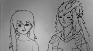 Yarne and Morgan