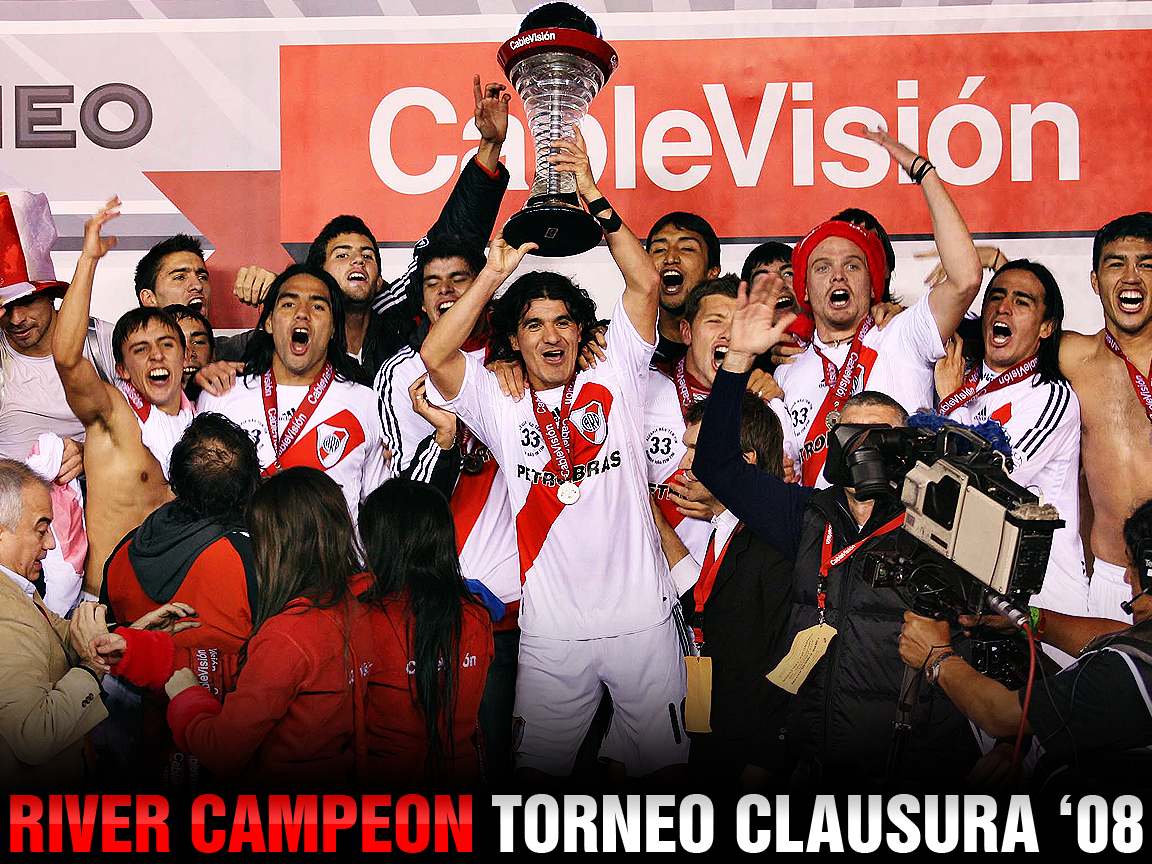 RIVER CAMPEON - Equipo by JoseMiguelK