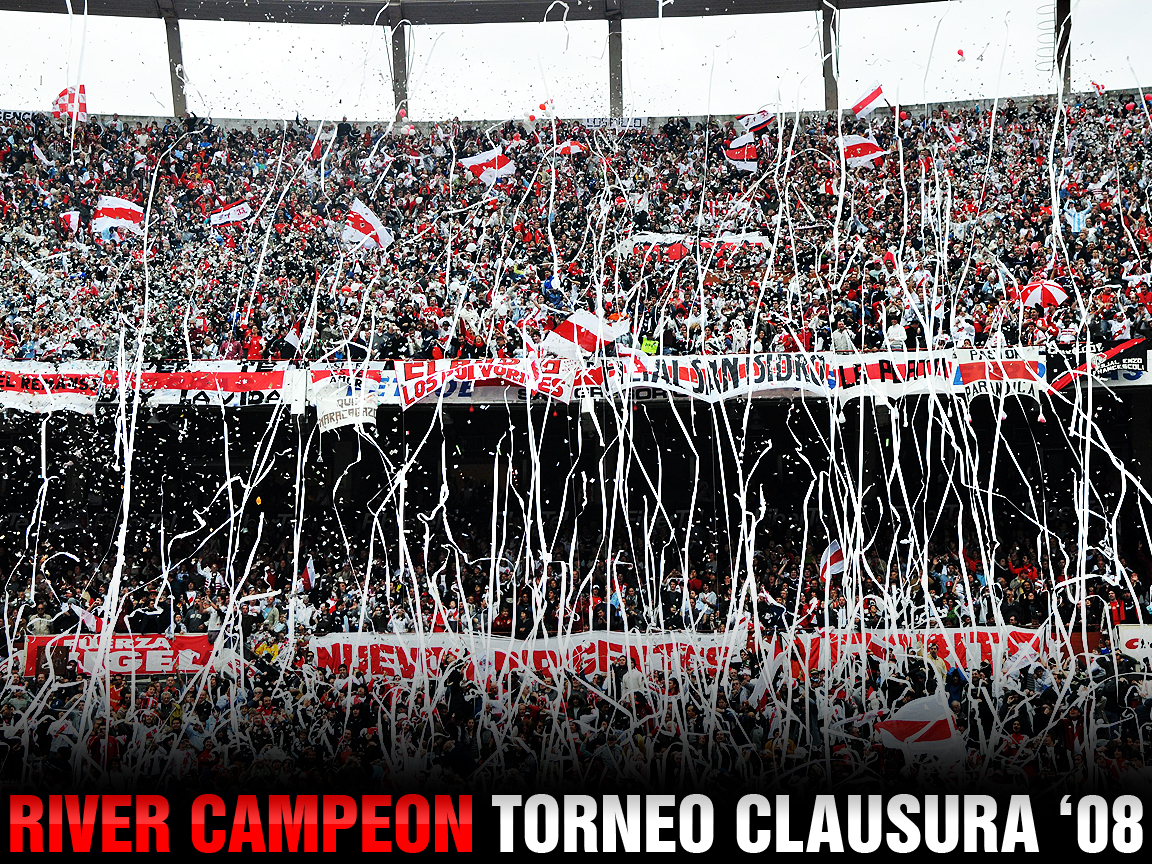 RIVER CAMPEON Hinchada by coterock River Plate [Imagenes en general]