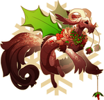 { ADVENT DAY 5 } Holly Sprite - Auction! (CLOSED)