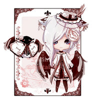 [CLOSED] Auction - Veiled 6 by Syu-mln