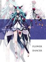 [CLOSED] Auction - Flower Dancer 1