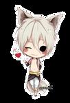 Commission: Kitsune