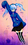 Mekaku city actors Ene