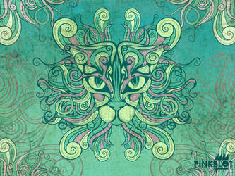 Stray Cat by pinkblot6