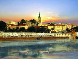 Belgrade port by Olga17
