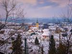 Winter in Zemlin