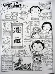 Manga workshop handout page1 by rinkoendo