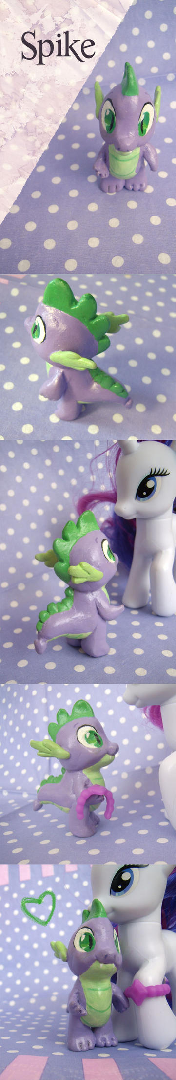 bi-pedal Spike from MLP:FIM -for sale- by ankin