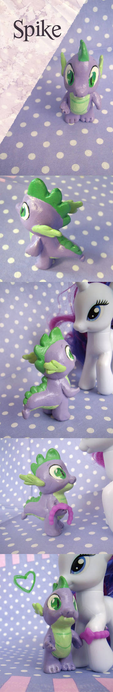 bi-pedal Spike from MLP:FIM -for sale-