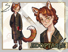 Adoptable#4 [AUCTION OPEN] by CorrDart