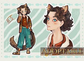 Adoptable#5 [AUCTION OPEN] by CorrDart