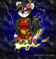 .:Electric Angel:. by CrisisDragonfly