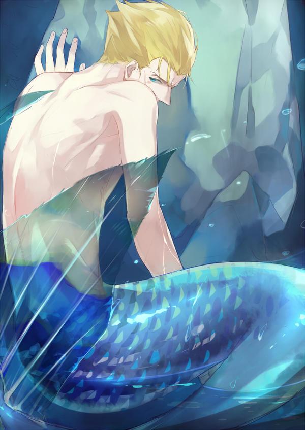 Kayneth-mermaid ver by get3
