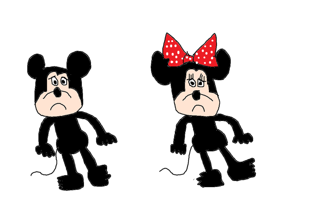 pictures of mickey and minnie nude