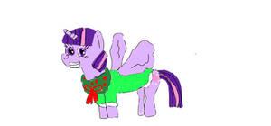 25 Toons of Christmas 11: Twilight Sparkle