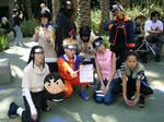 AX2005 Naruto Cosplay Group 2