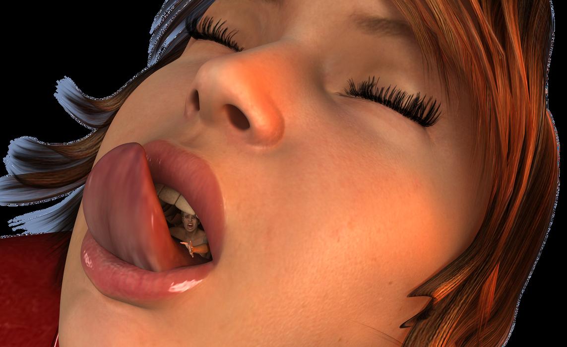 Genna's Little Snack 10 by Labean