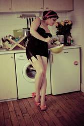 Kitchen pin-up