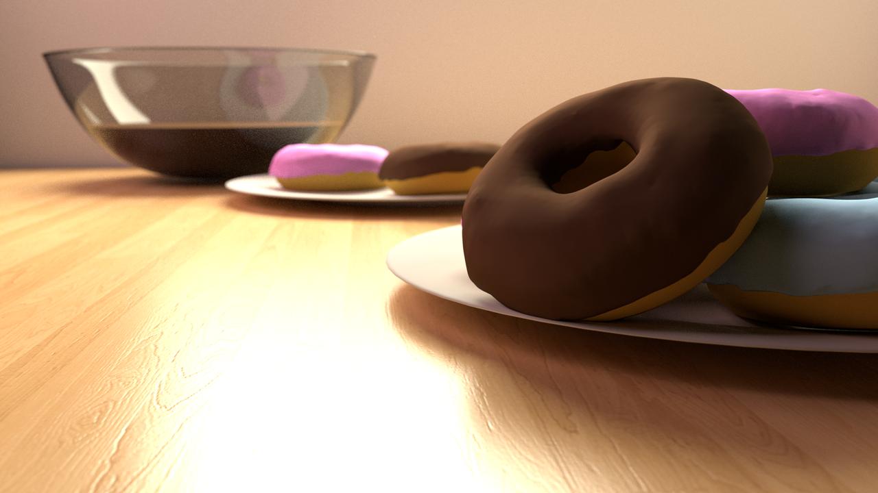 Donuts by jldyr
