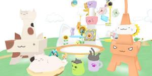 [MMD] PJD Extend - Nekomimi Switch Stage DL