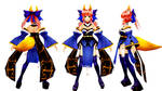 [MMD] Fate/Extra - Caster
