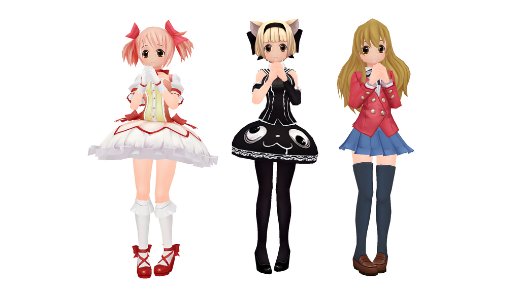 Fever mix Loli Models Download by xxSnowCherryxx