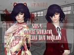 Sims 4 Mod - Yansim - Nemesis Chan