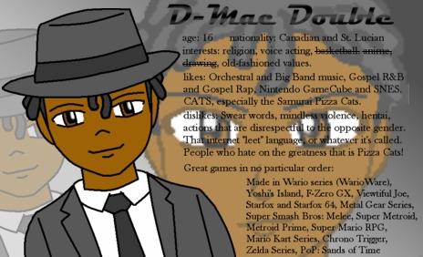 D-Mac-Double's Profile Picture