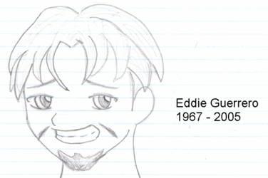 Eddie Guerrero: 1967-2005 by D-Mac-Double