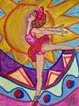 Balerina Girl by LADESIGNER