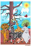 Madagascar by LADESIGNER