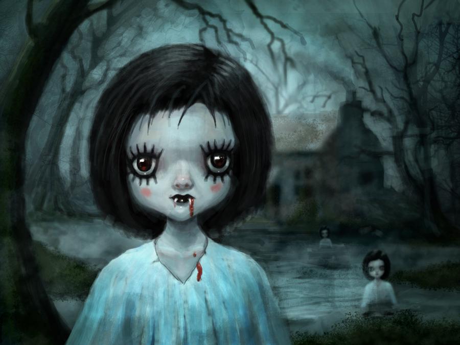 Swamp Dolls by runts-gal