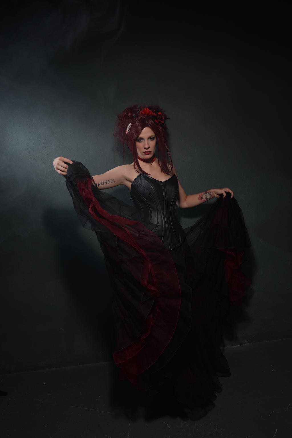Vampire Queen 05 by KittyTheCat-Stock