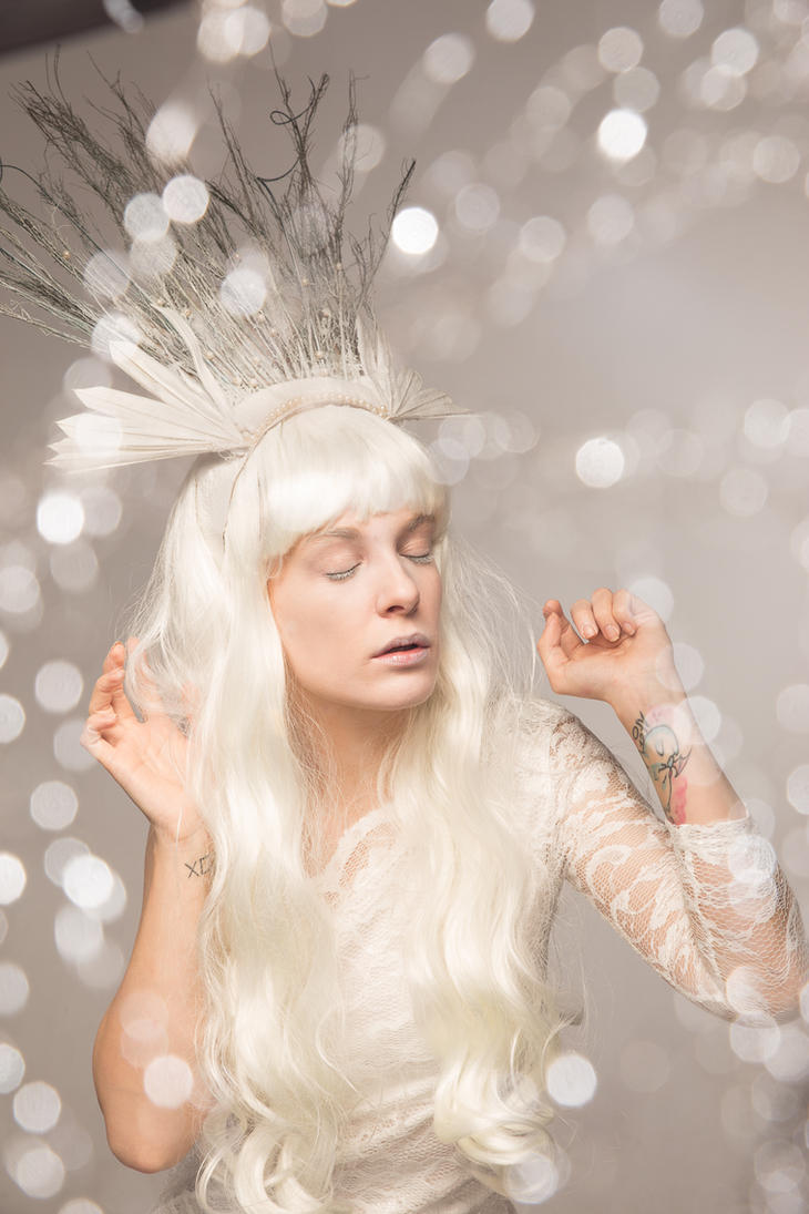 Snow Queen 07 by KittyTheCat-Stock