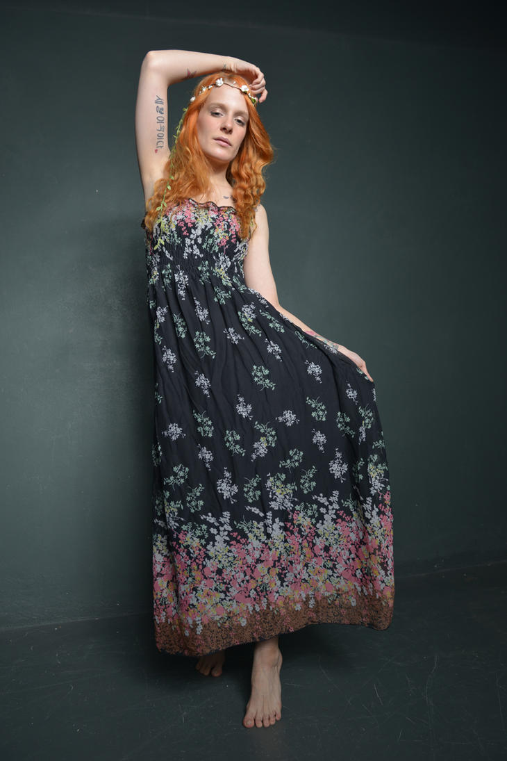 Hippie 04 by KittyTheCat-Stock