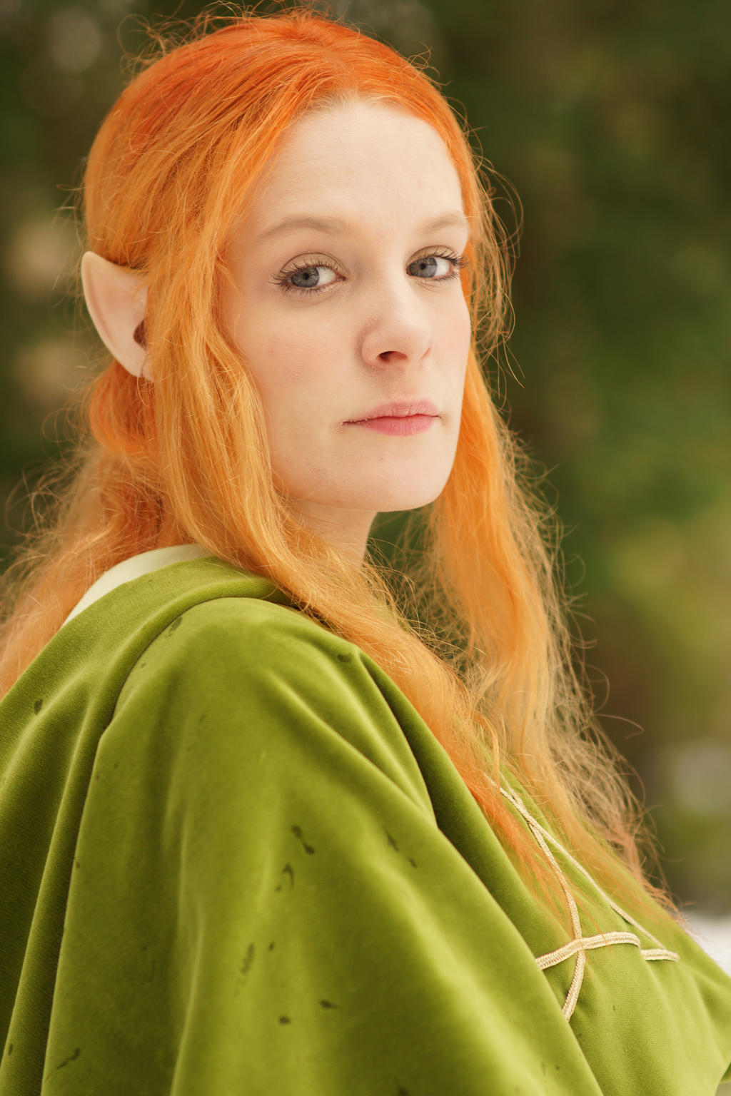 Elven Princess 03 by KittyTheCat-Stock