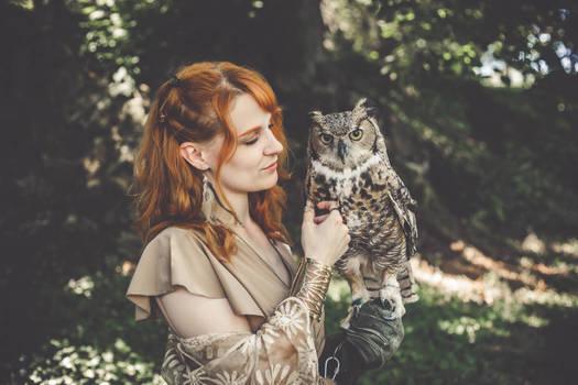 Owl witch 01