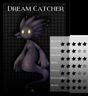 [ SS ] Dream Catcher